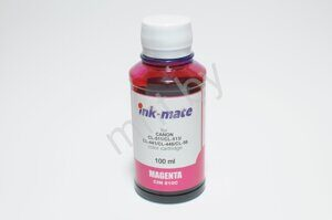 Чернила Ink-Mate для CANON Yellow, 100 ml (CIM 810/CIM 04A)