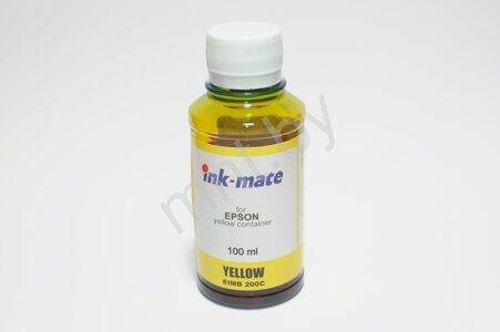 ЧЕРНИЛА INKMATE EIM 200 YELLOW ДЛЯ EPSON (EIM110)
