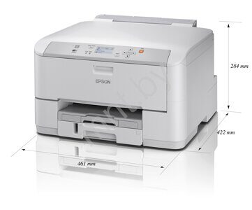 Epson WorkForce Pro WF-M5190DW монохромный