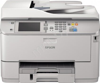 Монохромное МФУ Epson WorkForce Pro WF-M5690DWF C11CE37401